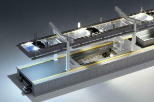 Kato Suburban Platform DX Lighting Kit (10 Pieces) ~ 23000