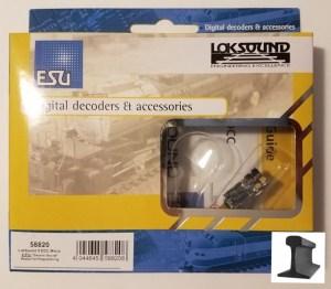 ESU 58820 LokSound V5.0 Micro 8 Pin ~ DCC