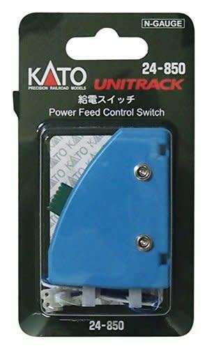 Kato N Scale UniTrack Power Feed Control Switch (1 pc) 24-850