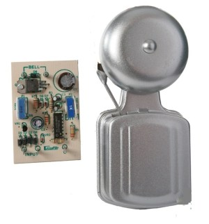 Circuitron BR-1 Bell Ringer Circuit With Bell ~ 5700