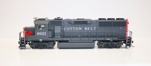 Fox Valley Models HO Scale GP60 SSW Cotton Belt #9621 DCC Ready 20301