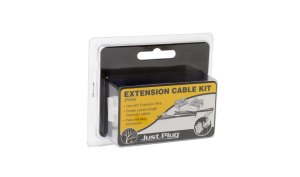 Woodland Scenics HO Just Plug Extension Cable Kit JP5684