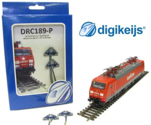 Digikeijs DRC189-P LED Light Set For HO Pico BR189