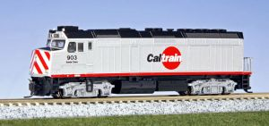 Kato N Scale Caltrain #903 F40PH 76-9003