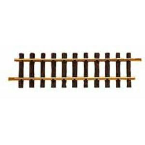LGB G Scale Straight Track 300 mm / 11-13/16 (1 pc) 10000
