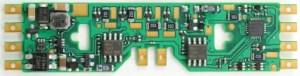 TCS A6X DCC Decoder For Atlas, Athearn, Kato, Etc. 1001