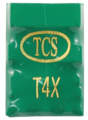 TCS T4XA HO DCC Decoder 9-Pin JST 4 Functions 1346