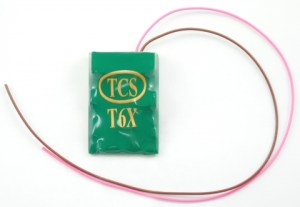 TCS T6X DCC Decoder 9 Pin Or Hard Wired 6 Functions 1026