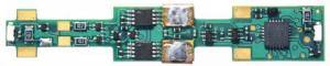 TCS L1D4 DCC Motor Decoder For HO Life Like & Walthers ~ 1413