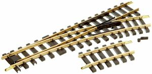 PIKO 35223 Right Hand Switch Manual Turnout Track R5 22.5° ~ G Scale