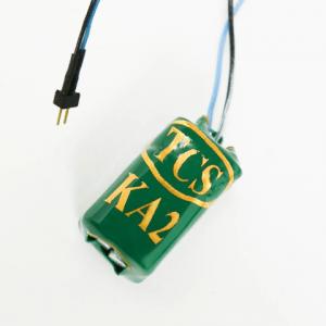 TCS KA2-C Keep Alive With 2 Pin Plug HO & N Scale 1457