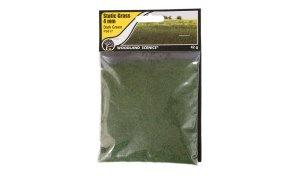 Woodland Scenics Static Grass ~ 4mm Dark Green ~ FS617