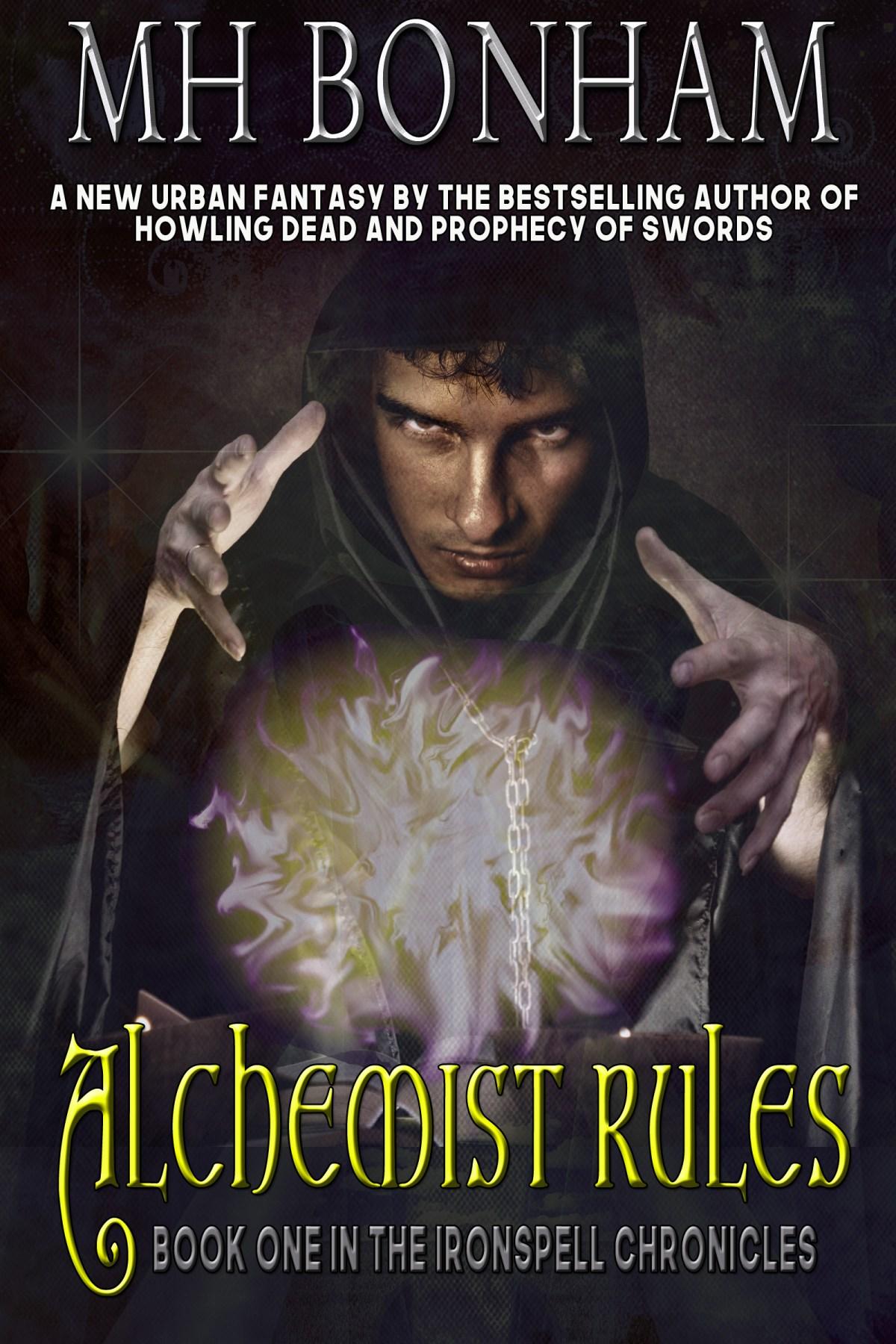 Alchemist Rules is Ready for Release! (First Chapter Sneak Peek)
