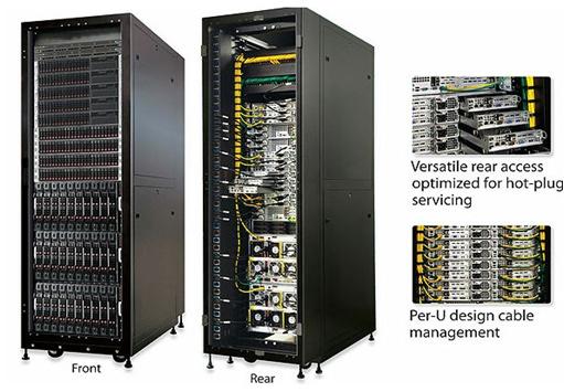 rack stack services server rack server