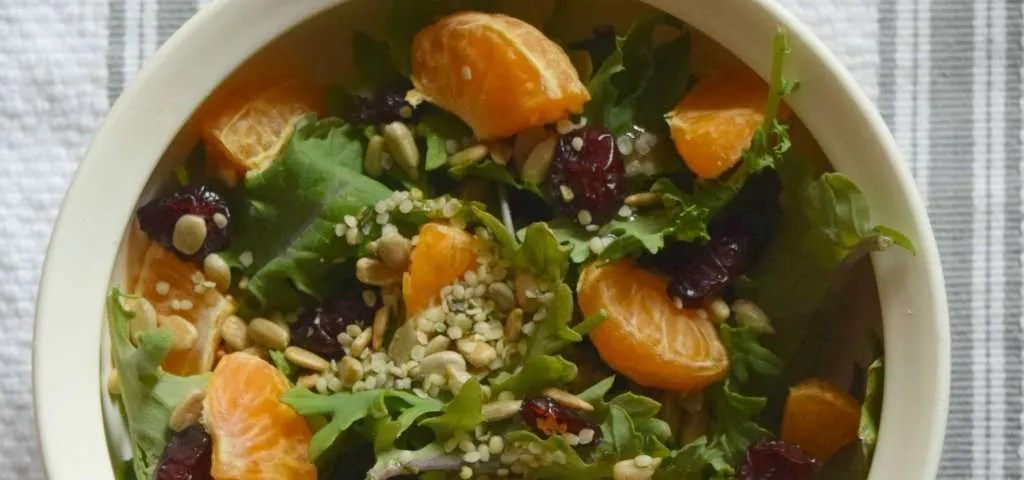 Try this tangy balsamic power salad recipe today!