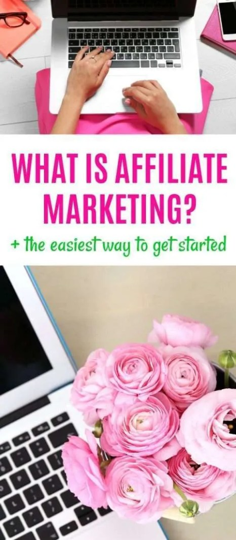 What is affiliate marketing? How can you make money blogging? Where do I find affiliate programs?