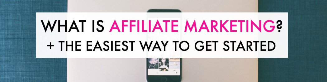 What is affiliate marketing? And other questions I get about making money online.