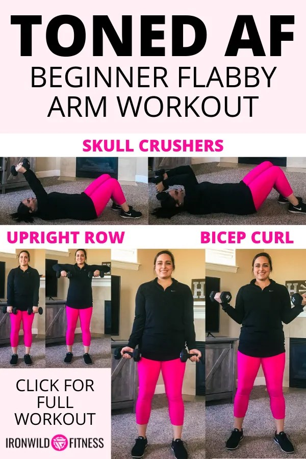 beginner flabby arm workout