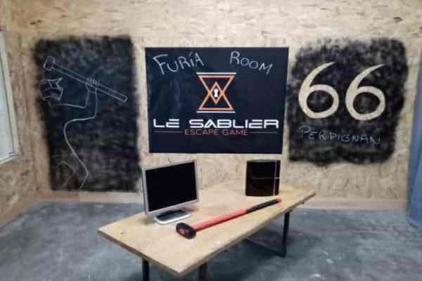 escape game le sablier