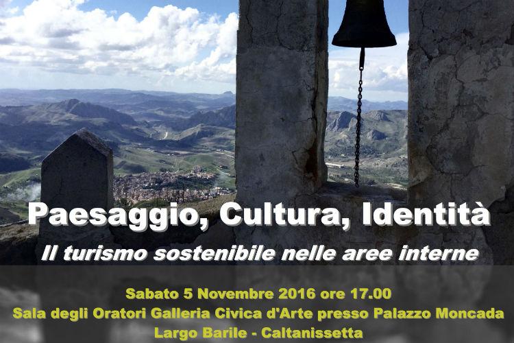 irpais Sicilia, Paesaggio cultura identità Turismo sostenibile nelle aree interne