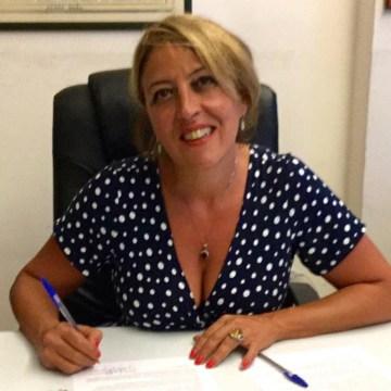 Fabiola Safonte Presidente IRPAIS