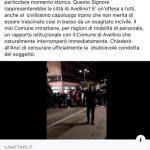 """Il sindaco di Baronissi a Festa: """"Chiusi i rapporti col Comune di Avellino"""""""