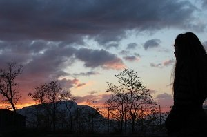 tramonti villamainesi ,foto di Mariachiara Salierno