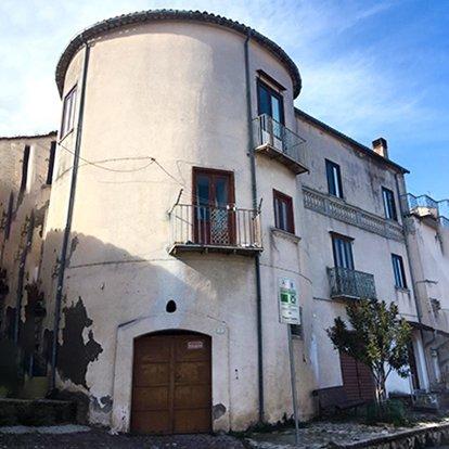 Il Castello di Montefalcione