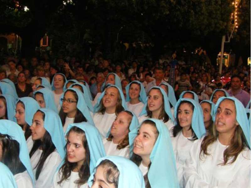 Canto delle Verginelle di Bagnoli Irpino