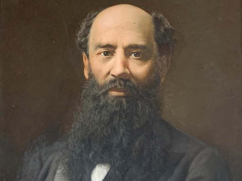 L'Altavillese amico di Garibaldi Ritratto Federico Capone