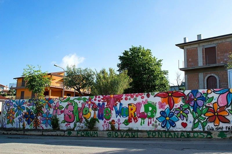 forum giovani fontanarosa ecologico