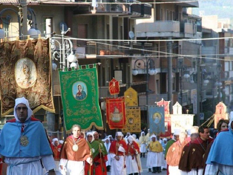 Processione confraternite di Montella