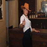 costume saloon sapori antichi