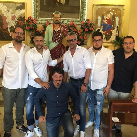 Squadra San Pietro