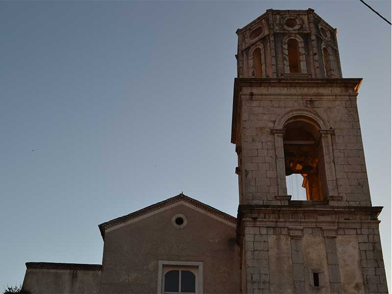 convento San Domenico Bagnoli Irpino