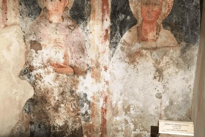 chiesa santa maria della pietà lauro Luoghi da visitare nel Vallo di Lauro - Baianese