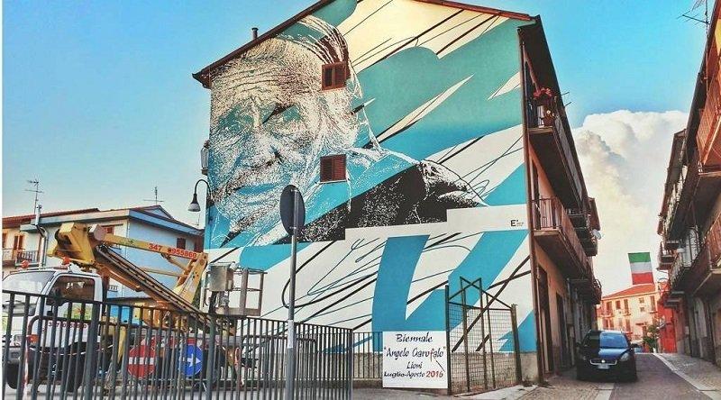 street art lioni biennale garofalo