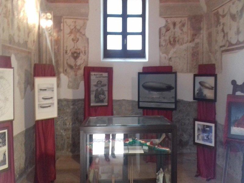 Lauro museo dedicato ad umberto nobile