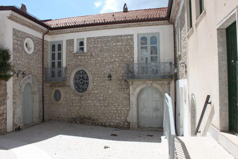 Casa Loreto - una casa da favola a Sant'Angelo dei Lombardi