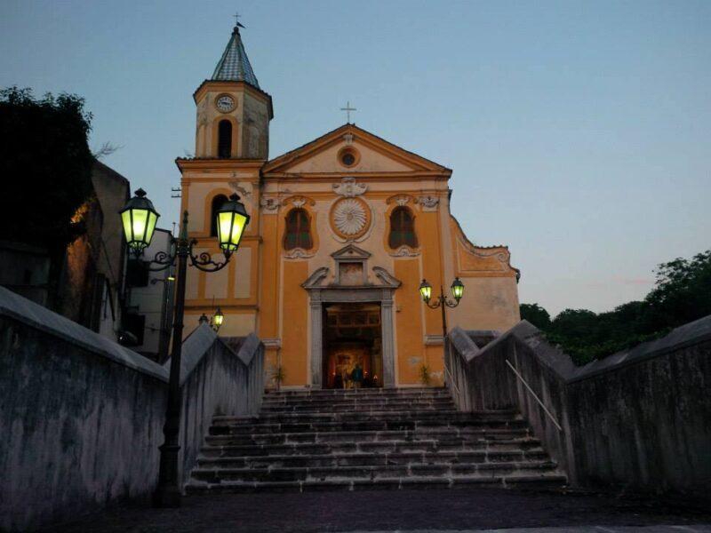 chiesa fontenovella di Lauro