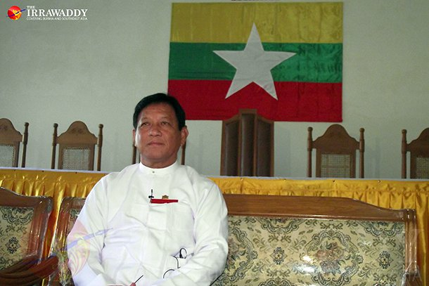 Union Election Commission chairman Tin Aye said in December that the military would stage a coup in the event of political or ethnic turmoil in Burma. (Photo: JPaing / The Irrawaddy)