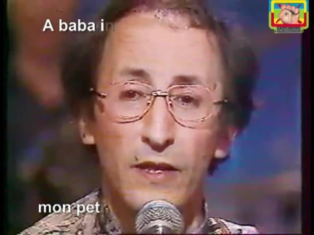 """Idir: """"a vava inouva"""" Paroles et Traduction"""
