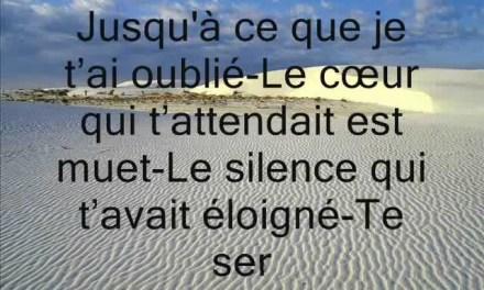 Si Moh: Tasusmi = Le silence. La belle poésie Kabyle + Traduction