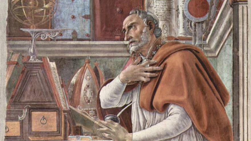 Saint-Augustin, les confessions d'un Amazigh…