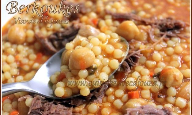 Recette Kabyle: Berkoukes ( abazine kabyle )