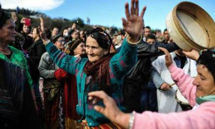 Amagger n tafsut : la rencontre du printemps en Kabylie