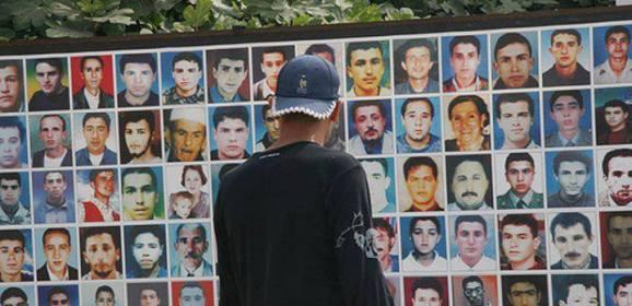 Liste non exhaustive des victimes du printemps noir de Kabylie Avril 2001 – Février 2003