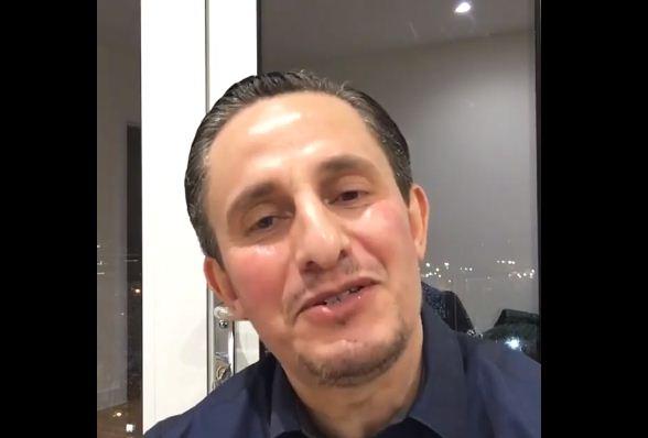 L'animateur-d'el-magharibia Ghani Mahdi s'en prend au MAK et Ferhat Mehenni dans une vidéo