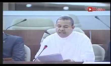 Un député algérien s'attaque à Tamazight et son officialisation !
