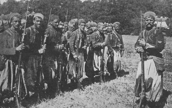 Résistance kabyle à l'invasion turque et sauvagerie des janissaires